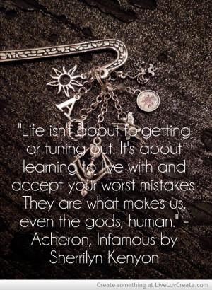 Acheron From Chronicles Of Nick By Sherrilyn Kenyon