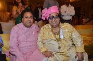 Rajiv Shukla and Amar Singh Rupali Ganguly Singer Sunidhi Chauhan