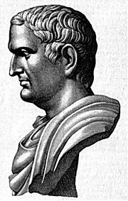 Portrait of Marc Antony