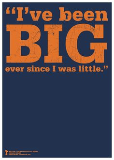 In the second of a series of NFL quote posters, Chicago Bears ...