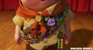 Mots-clés : Carl disney disneyland Ellie là-haut pixar russell