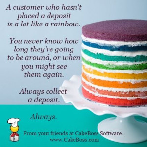 Buddy Cake Boss Sayings