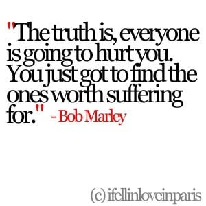Epic quotes, best, meaningful, sayings, bob marley