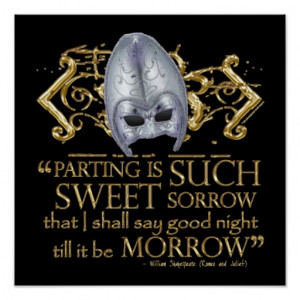 Shakespeare Quotes Romeo and Juliet