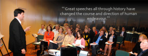 How to turn the fear of Public Speaking into Fun!