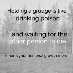 Holding A Grudge Quotes Holding grudges