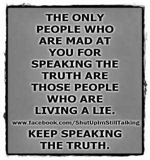 Some can't handle the truth so they continue to lie!!!! Gotta love it.