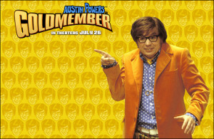 Austin Powers Goldmember Quotes Austin powers in goldmember