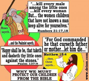 Protect Children From the Bible