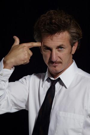 ... Sean Penn :