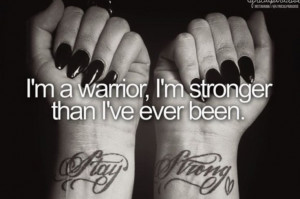 Warrior Demi Lovato Tumblr