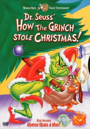 ... Movie Marathon ~ Day 2: How The Grinch Stole Christmas (1966 Cartoon