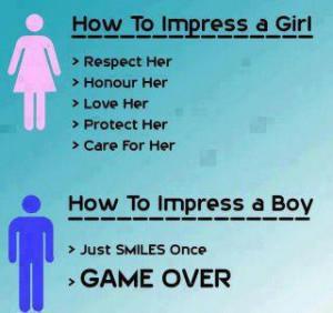 How To Impress