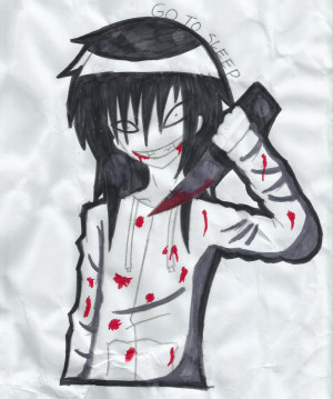 Jeff The Killer Demonlover