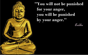 Showing Gallery For Buddha Quotes Anger