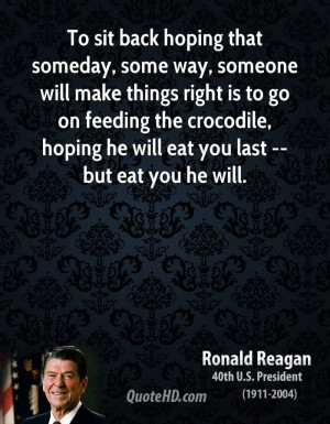 reagan quotes | Ronald Reagan Quotes | QuoteHD