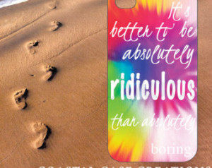 ... Cell Phone Case Cover Original Trendy Stylish Tie Dye Quote Design