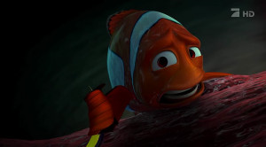 Dory: He said it's time to let go. Everything's gonna be alright.