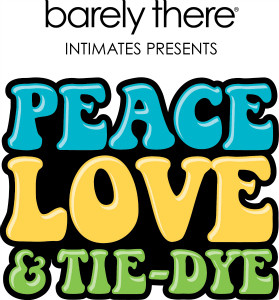 ... product review, this time peace, love & tie-dye style! Groovy, baby