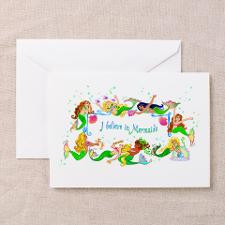 Believe in Mermaids Greeting Cards (Pk of 10) for