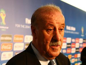 Del Bosque Admits Spain 39 s group is tough