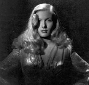 ... veronica lake i am flattered she had great hair i love this veronica