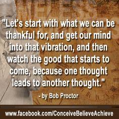 Bob Proctor Quotes