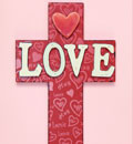 christian love quotes button