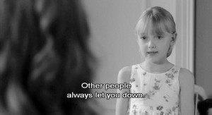 ... dakota fanning uptown girls sadness down scene hurtful let you down