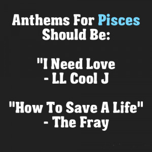 Anthems For Pisces