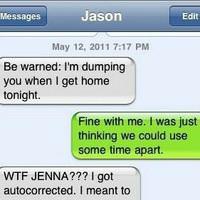 How To Dump An Annoying Boyfriend...