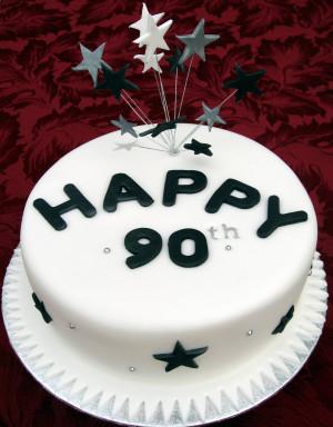 ... -weddingbirthday.blogspot.com/2010/12/90th-birthday-cakes.html