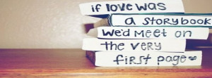 Book Cute Love Quote Quotes