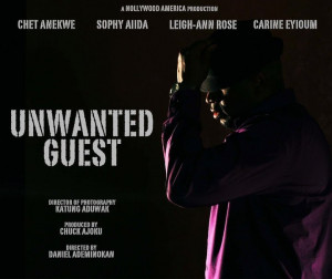 Movie Trailer - Unwanted Guest