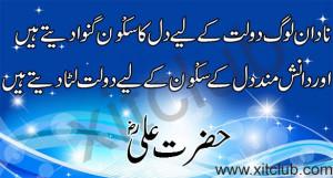 Search Hazrat Ali Quote