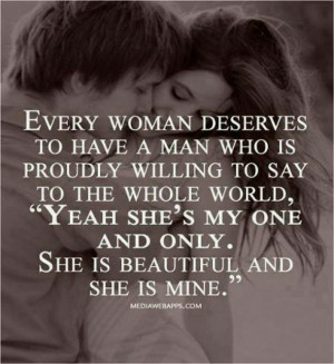 ... girlfriend, hug, kiss, love, love quote, love quotes, man, mine, quote