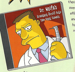 Drill Bits The Root Canals Wikisimpsons Simpsons Wiki