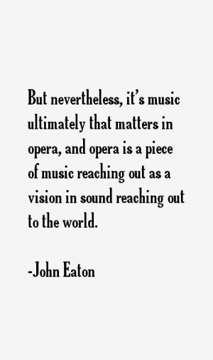 View All John Eaton Quotes