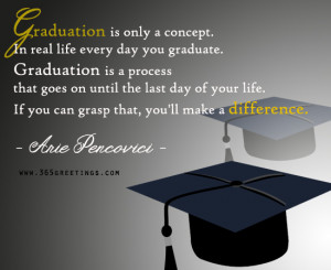 15 Inspiring Quotes For The New Graduates
