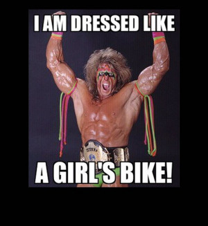 Thread: Does Anyone Care For The Ultimate Warrior?