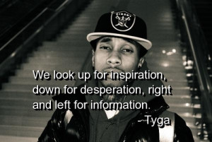 ... /09/rapper-tyga-quotes-sayings-cute-inspiring-best.jpg | We Heart It