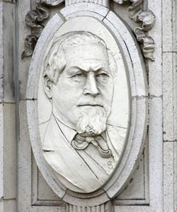 John Palmer, Civil War general and key Lincoln political supporter.