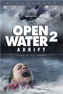 Open Water 2: Adrift (2006) Poster