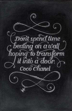DANGERDUST chalkboard quotes