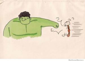 Love The Hulk!