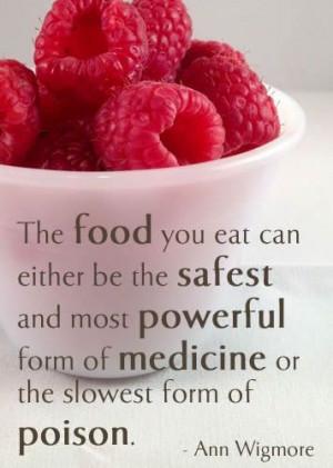 Powerful Medicine Quote