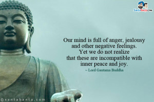 Showing Gallery For Peace Of Mind Quotes Buddha