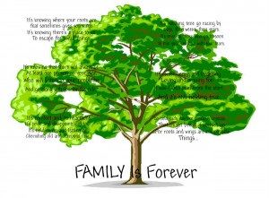 Family Tree - Poem