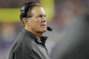 NFL: Preseason-New Orleans Saints at New England Patriots