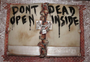 ... to see images of The Walking Dead cake and zombie cake pops